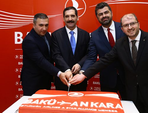 Turkish Airlines свяжет Баку с Анкарой