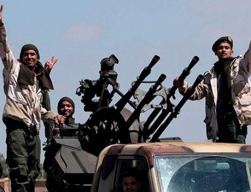 Тяжелые бои в Ливии: Войска Хафтара штурмуют аэропорт Триполи