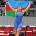 Азербайджанская борчиха вышла в финал чемпионата Европы