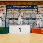 Молодой азербайджанский дзюдоист стал обладателем Кубка Европы