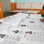 Первые данные экзит-пола на выборах в Раду появились в зашифрованном виде