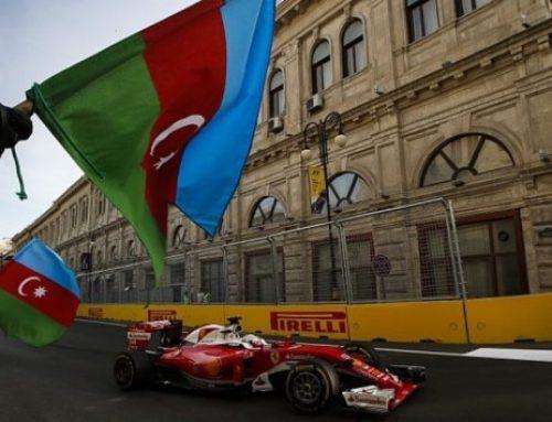 Баку на старте Ф1: самая быстрая городская трасса ждет пилотов