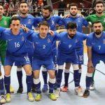 Сборная Азербайджана уступила Сербии