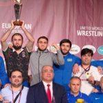 Сборная Азербайджана стала третьей на ЕВРО