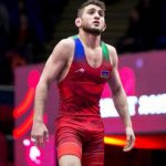 Азербайджанский борец стал 3-х кратным чемпионом Европы