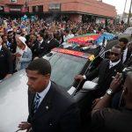 Неизвестные открыли огонь на похоронах убитого рэпера Nipsey Hussle