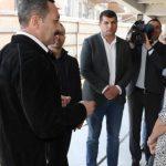 Мехрибан Алиева положила конец дискуссиям по поводу крепости
