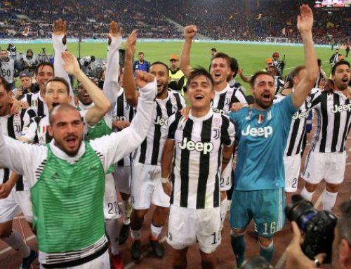 «Ювентус» стал чемпионом Италии