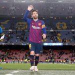 Лучшим игроком недели в Лиге чемпионов признан Месси