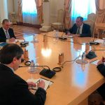 Инициатором встречи глав МИД выступила российская сторона