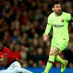 «МЮ» проиграл «Барселоне», «Ювентус» в гостях сыграл вничью с «Аяксом»
