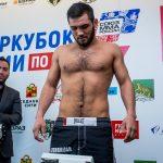 Аббасов завоевал пояс чемпиона Fight Nights Global
