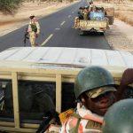 Армия Нигерии выгнала всех жителей города для проведения операции