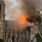 Французская страховая компания АХА пожертвует €10 млн на реставрациюсобора Парижской Богоматери