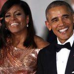 Барак Обама пошутил про побег жены