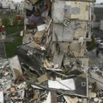 В результате обрушения двух жилых домов в Рио-де-Жанейро погибло пять человек