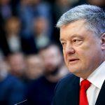 """Возбуждение уголовных дел Порошенко назвал """"атакой на армию, веру и язык"""""""
