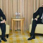Ильхам Алиев встретился с председателем компании Huawei в Пекине