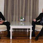 Ильхам Алиев принял советника главы Чечни