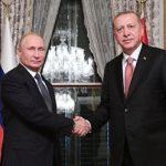 В Кремле начались переговоры Путина и Эрдогана