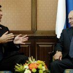 Путин предложил вернуть украинский паспорт Саакашвили