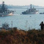 Черноморский флот вывел на дежурство ударные корабли для наблюдений за учениями НАТО