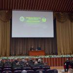 Проведены сборы замкомандиров воинских частей Азербайджанской армии