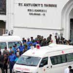 В Шри-Ланке задержали подозреваемых в организиции серии взрывов