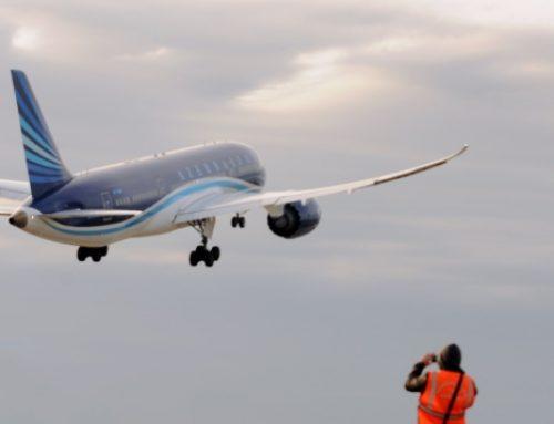 Первым делом самолеты: В Баку вновь состоится авиаспоттинг