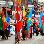 23-й Детский фестиваль тюркского мира стартовал в Стамбуле