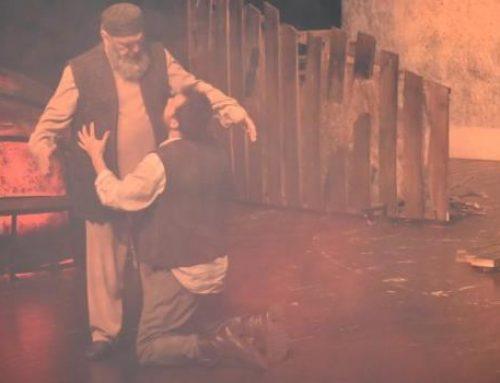 В Стамбуле поставлен спектакль «Иблис» Гусейна Джавида