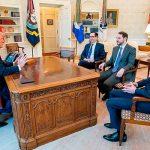 Президент США принял зятя президента Турции