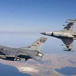 ВВС Турции провели операции против РПК на севере Ирака