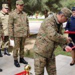 Состоялось открытие учебно-тренировочного центра ВВС Азербайджана