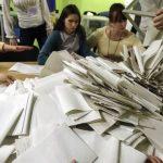ЦИК Украины подвел официальные итоги первого тура президентских выборов