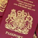 Новые паспорта без упоминания ЕС начали выдавать в Великобритании