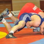 Азербайджанский борец Талех Мамедов завоевал бронзовую медаль Чемпионата Европы