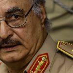 Ливия в огне войны