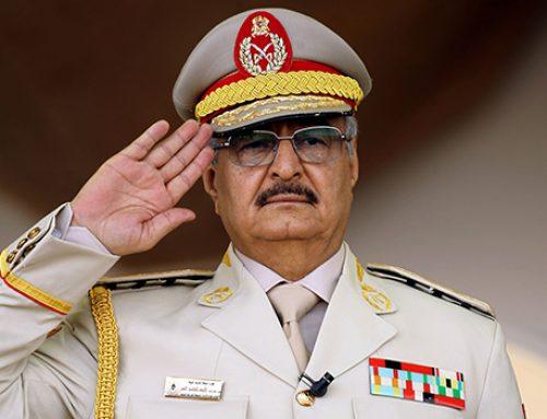 В Ливии выдала ордер на арест Хафтара