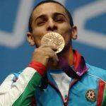 Азербайджанский спортсмен вернул олимпийскую медаль