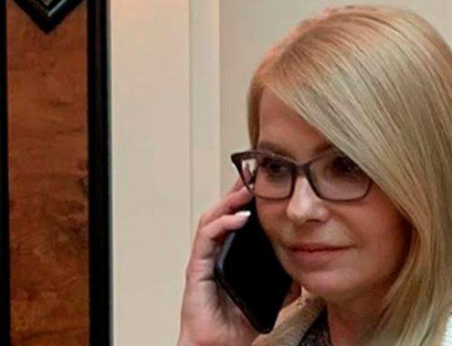 Порошенко позвонил Тимошенко