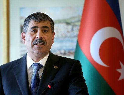 Закир Гасанов выразил соболезнования турецкому министру