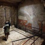 """Под """"Золотым домом"""" Нерона археологи обнаружили потайную комнату"""