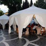 Шатры добра и милосердия: в центре Баку организован коллективный ифтар