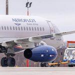 СМИ: самолет SSJ 100 «Аэрофлота» прервал взлет из-за неполадок гидросистемы