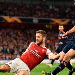 «Арсенал» победил «Валенсию», «Челси» сыграл вничью с «Айнтрахтом»