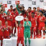 «Бавария» признана лучшим клубом 2020 года