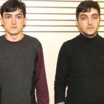В Баку пойманы братья-грабители