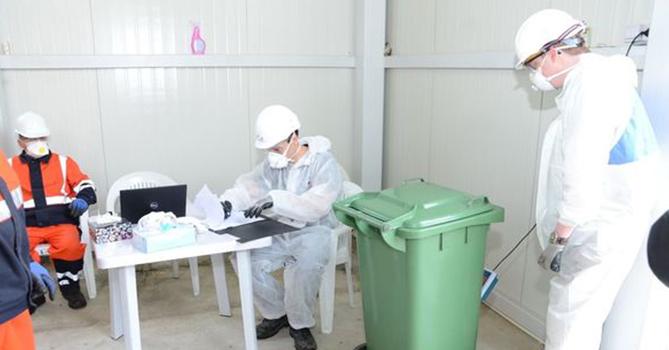 Коронавирус и мусор