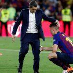 """В """"Барселоне"""" может сменится главный тренер"""